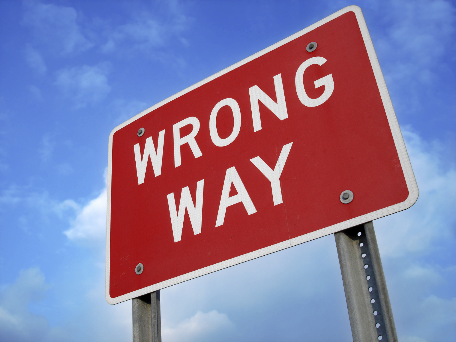 Going the Wrong Way - The Network Effect