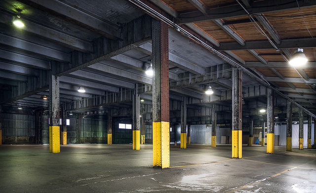What is the optimal column space for your warehouse? - The Network