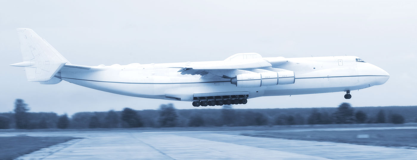 Antonov An-225 - The World's Largest Cargo Plane