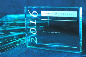 Frost & Sullivans Best Practice Awards