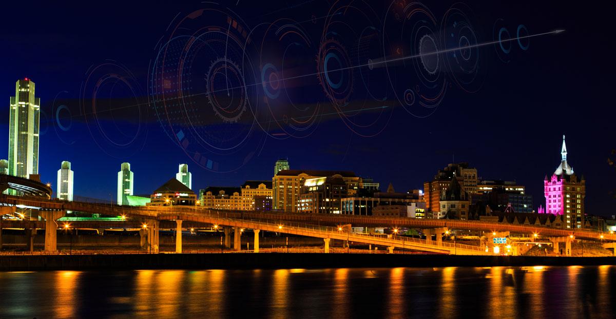 Albany, NY, reborn as a hot spot of innovation.