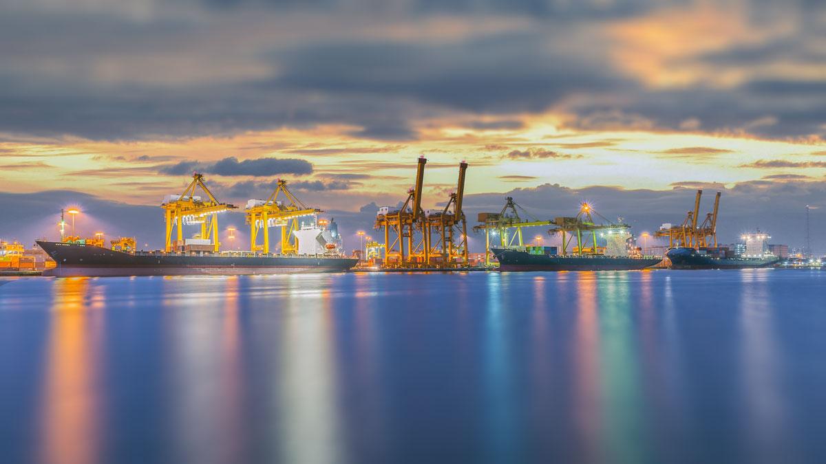 Super Ships: The World's Biggest Ships
