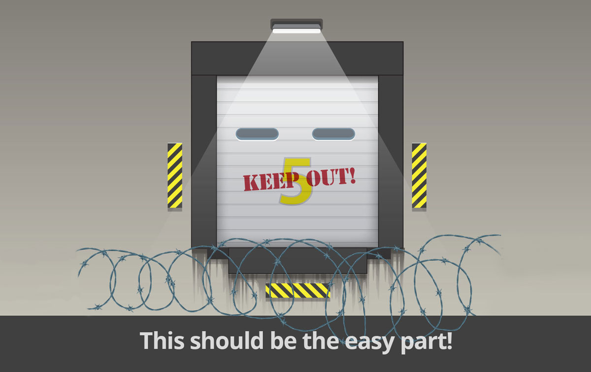 Dock Doors: Critical Valves in the Supply Chain - dock door detentions can clog your supply chain.