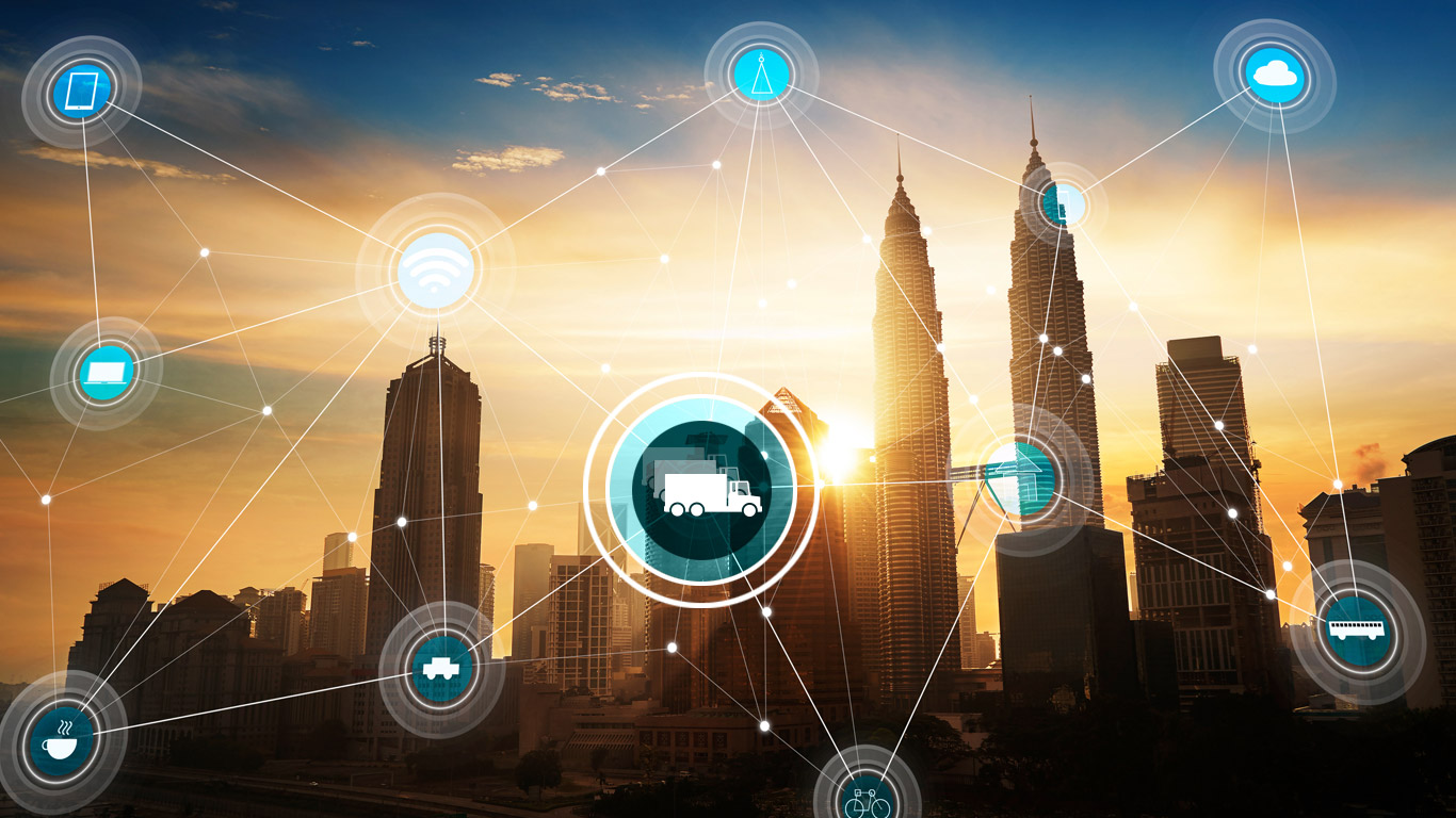 The Internet of Things (IoT), Logistics and Fleet Management