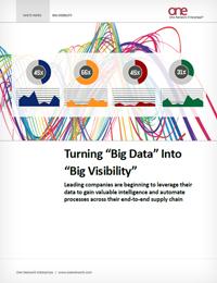 Big Data, Big Visibility
