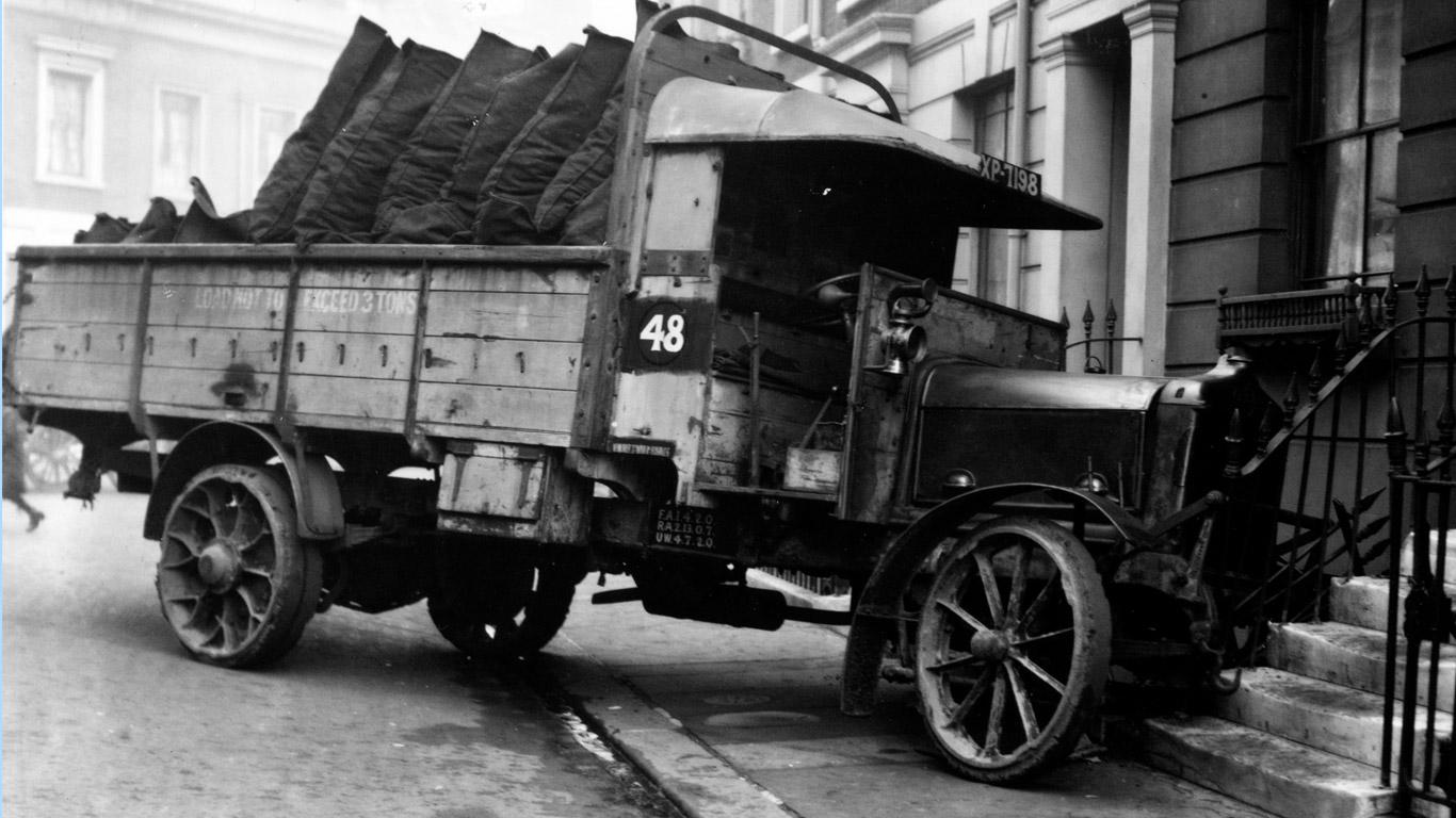 Trucking Spills 2016