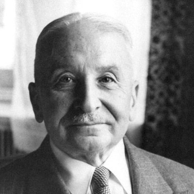 Ludwig von Mises - courtesy of Ludwig Von Mises Institute (CC BY-SA 3.0)