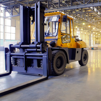 Warehouse Solutions: The Modern Forklift