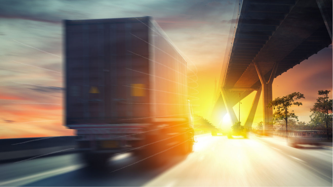 Improving Truck Efficiency - using electric wind to improve truck fuel efficiency