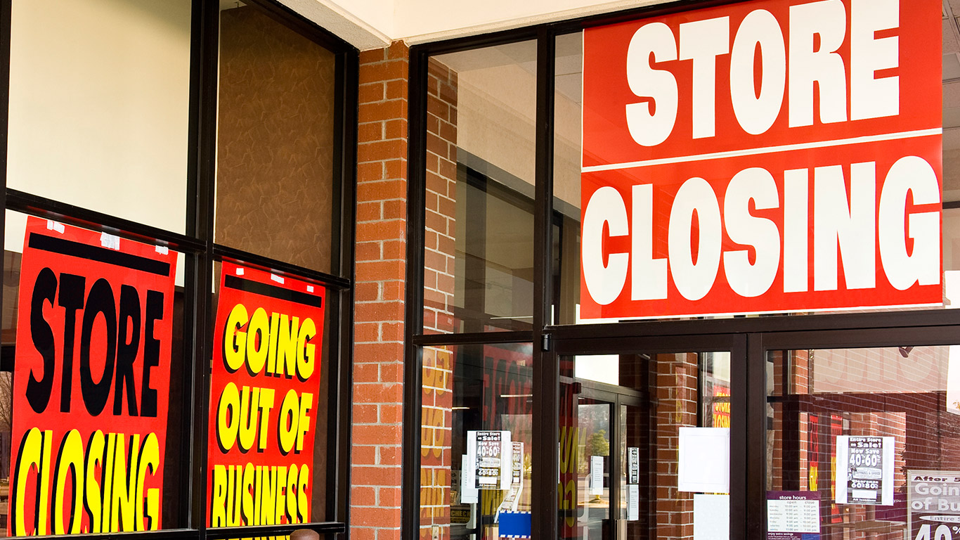 Retail Stores Closing - Digital Transformation for Retail is Urgent