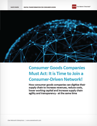 Consumer Goods Supply Chain