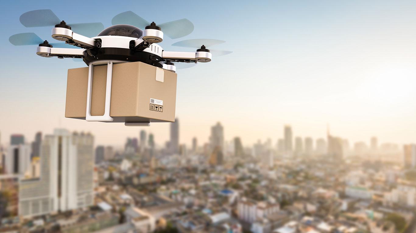 Logistics Trends: Robotics, Autonomous Vehicles, AI, Drones