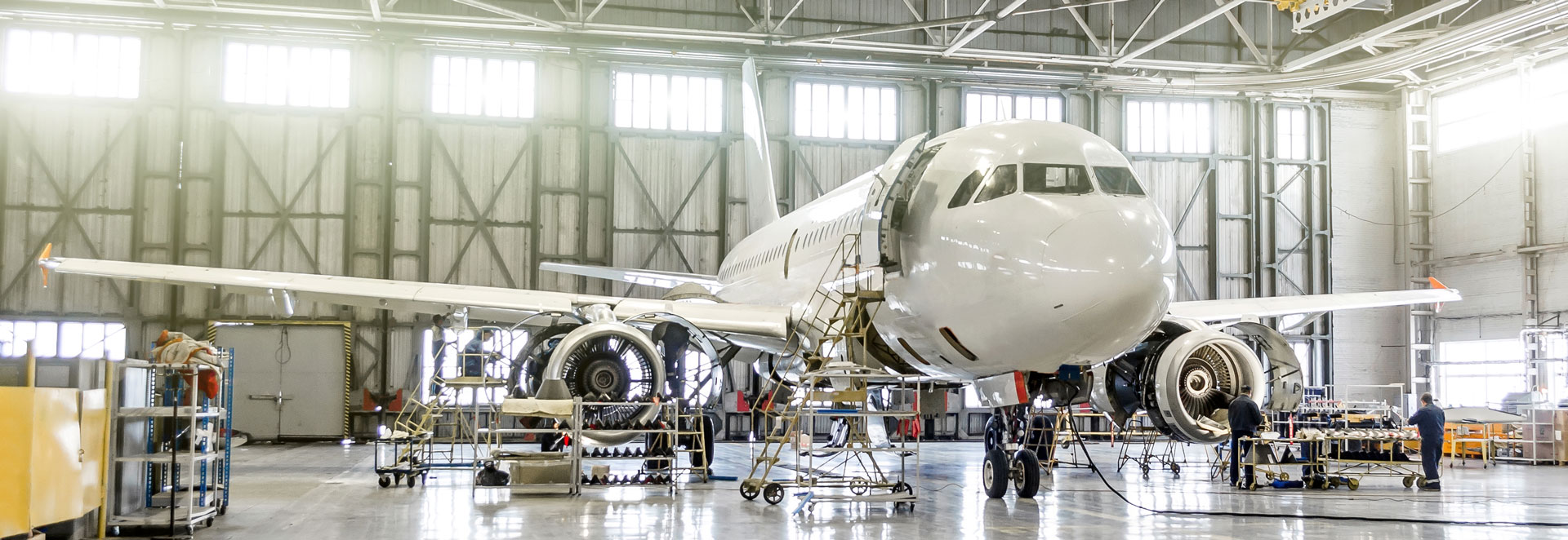 MRO Solutions for Aviation, Aerospace, Defense