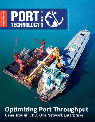 Optimizing Ports in the Global Supply Chain