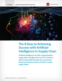 Artificial Intelligence (AI) in Supply Chain Management