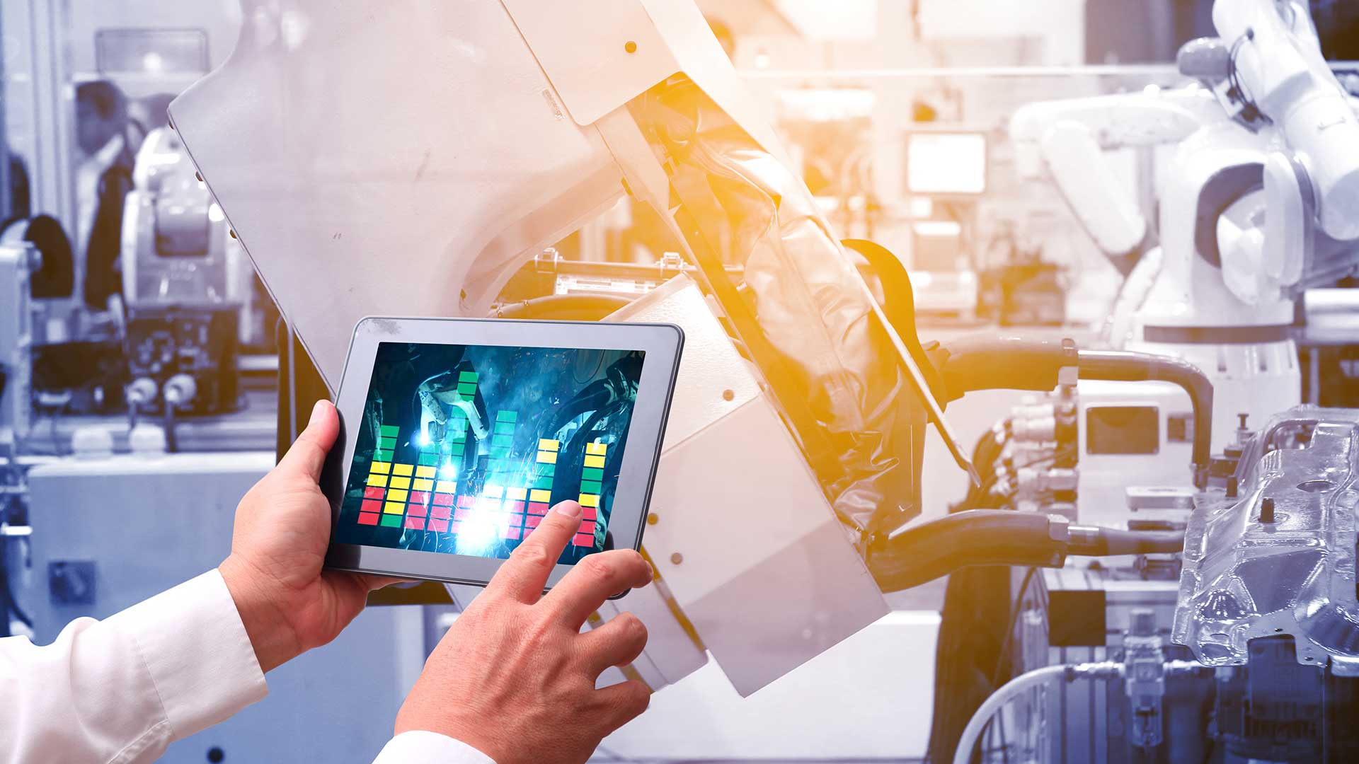 AI and Automation in Manufacturing and Industry 4.0