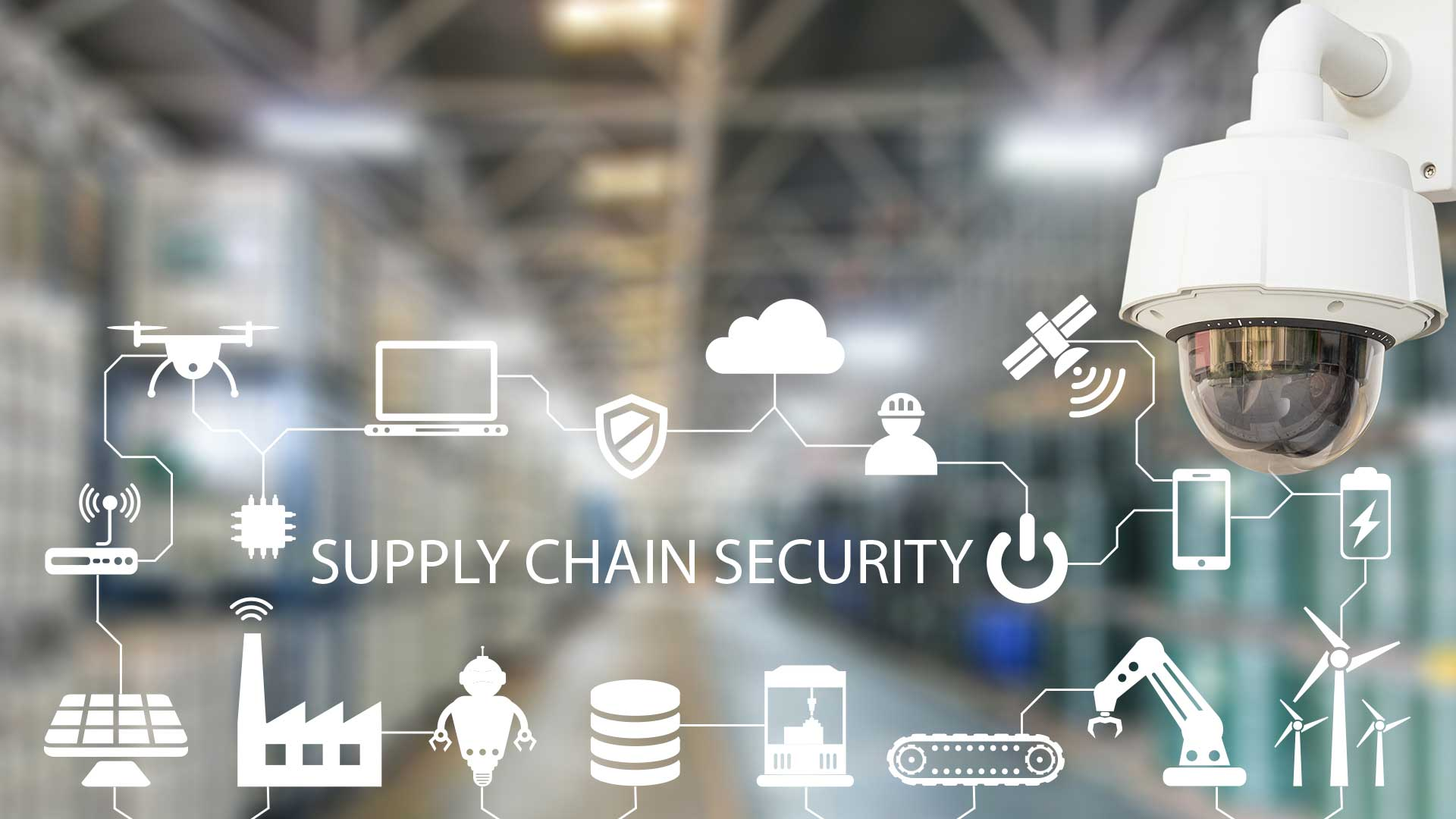 Supply Chain Security - cybersecurity and risk management