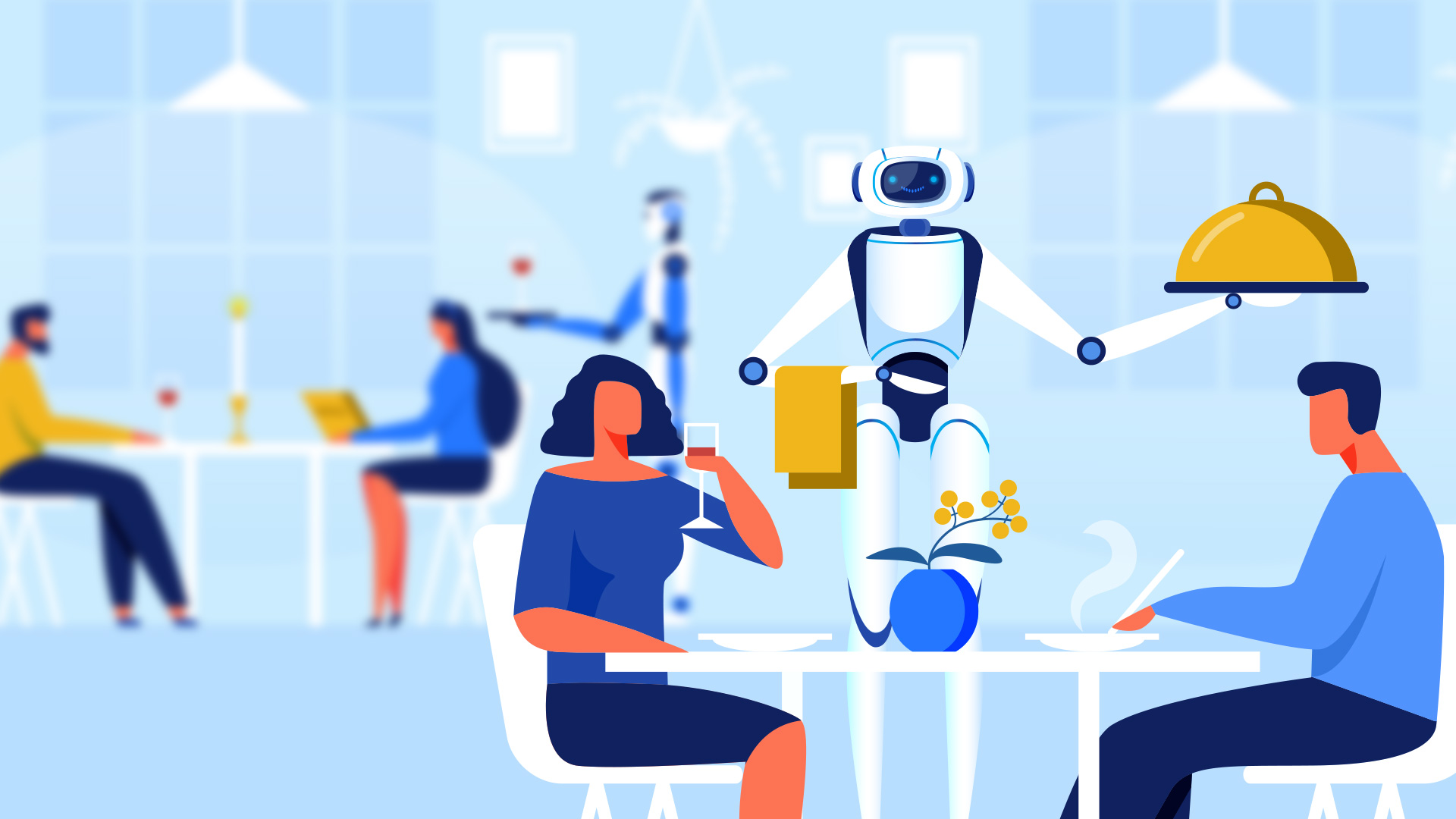 AI in Food and Restaurant Supply Chain