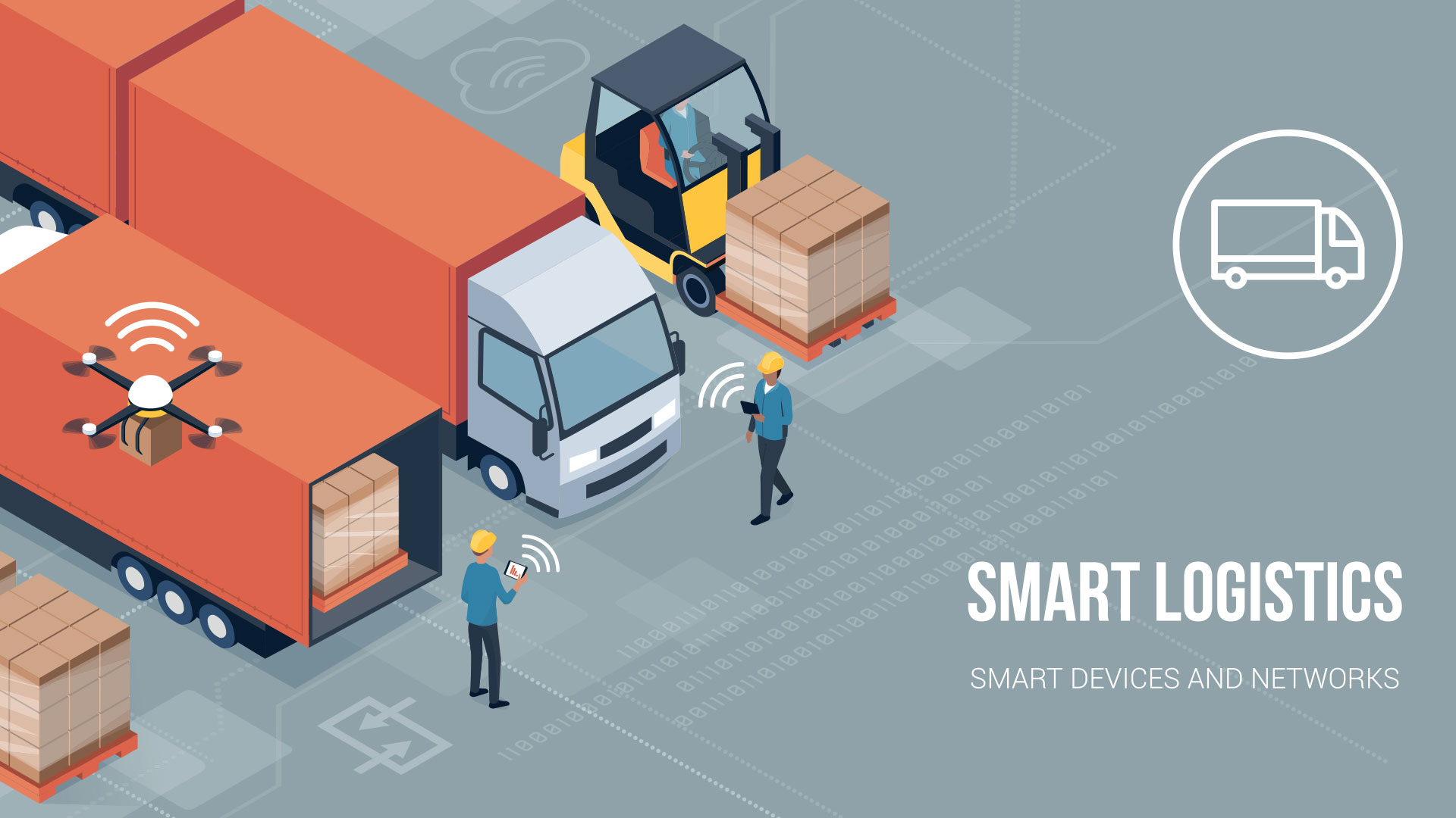 Artificial Intelligence and Automation in Logistics
