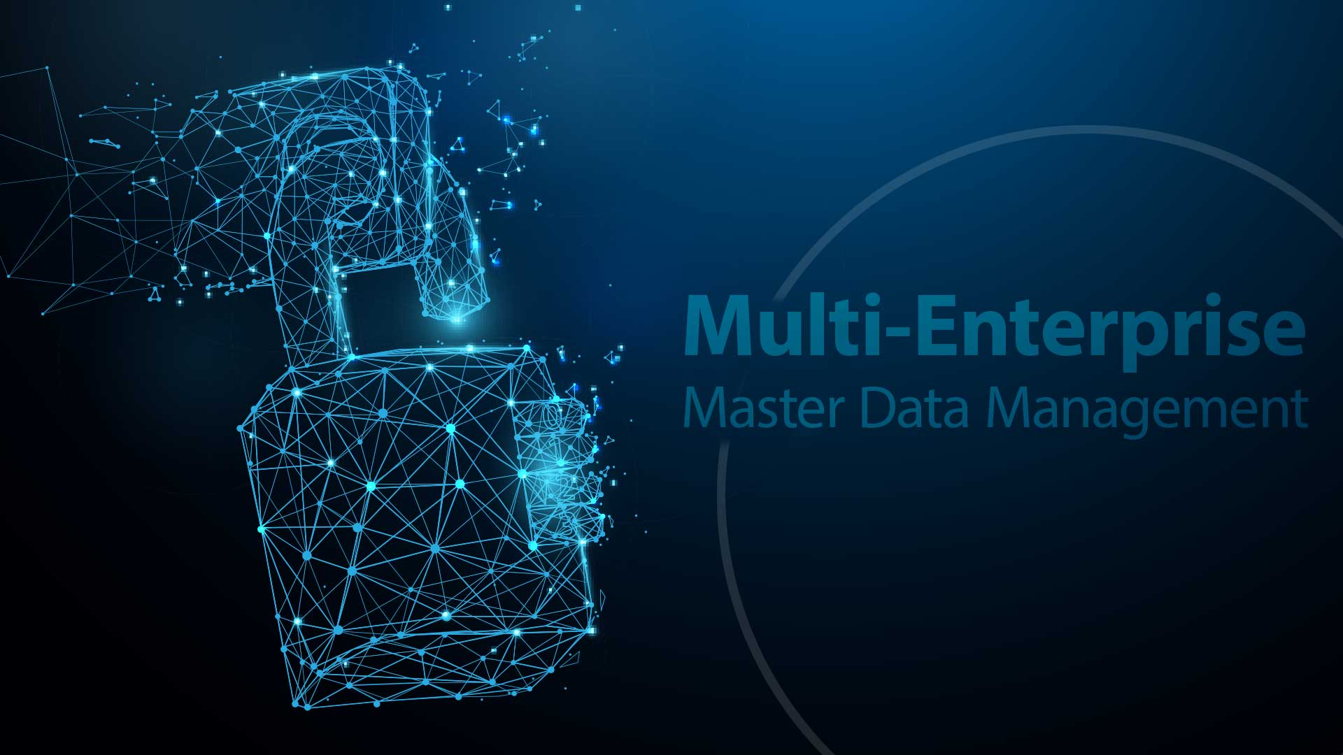 Multi-Enterprise Master Data Management in the Supply Chain