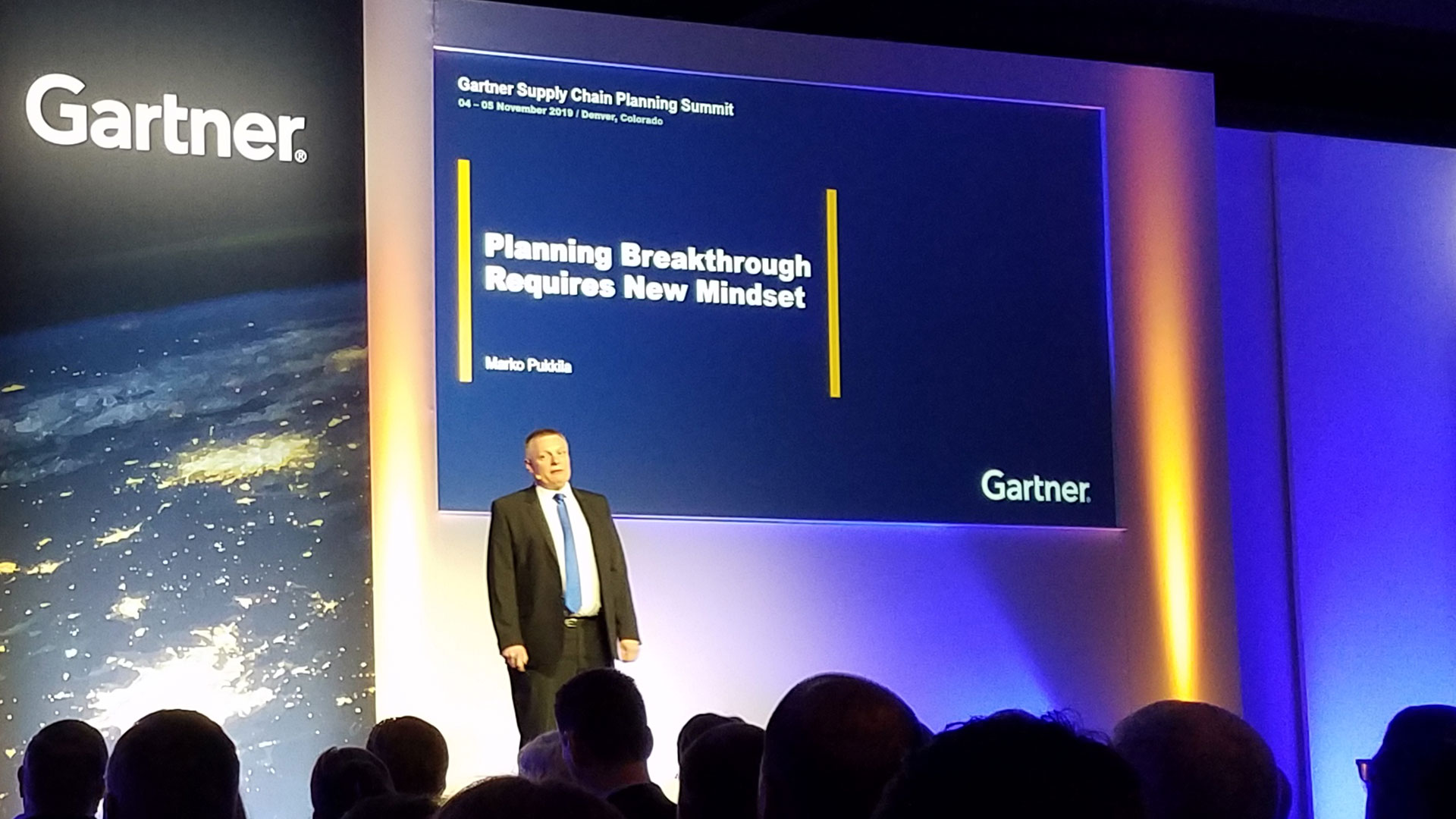 Top 10 Takeaways from the Gartner Supply Chain Planning Conference 2019