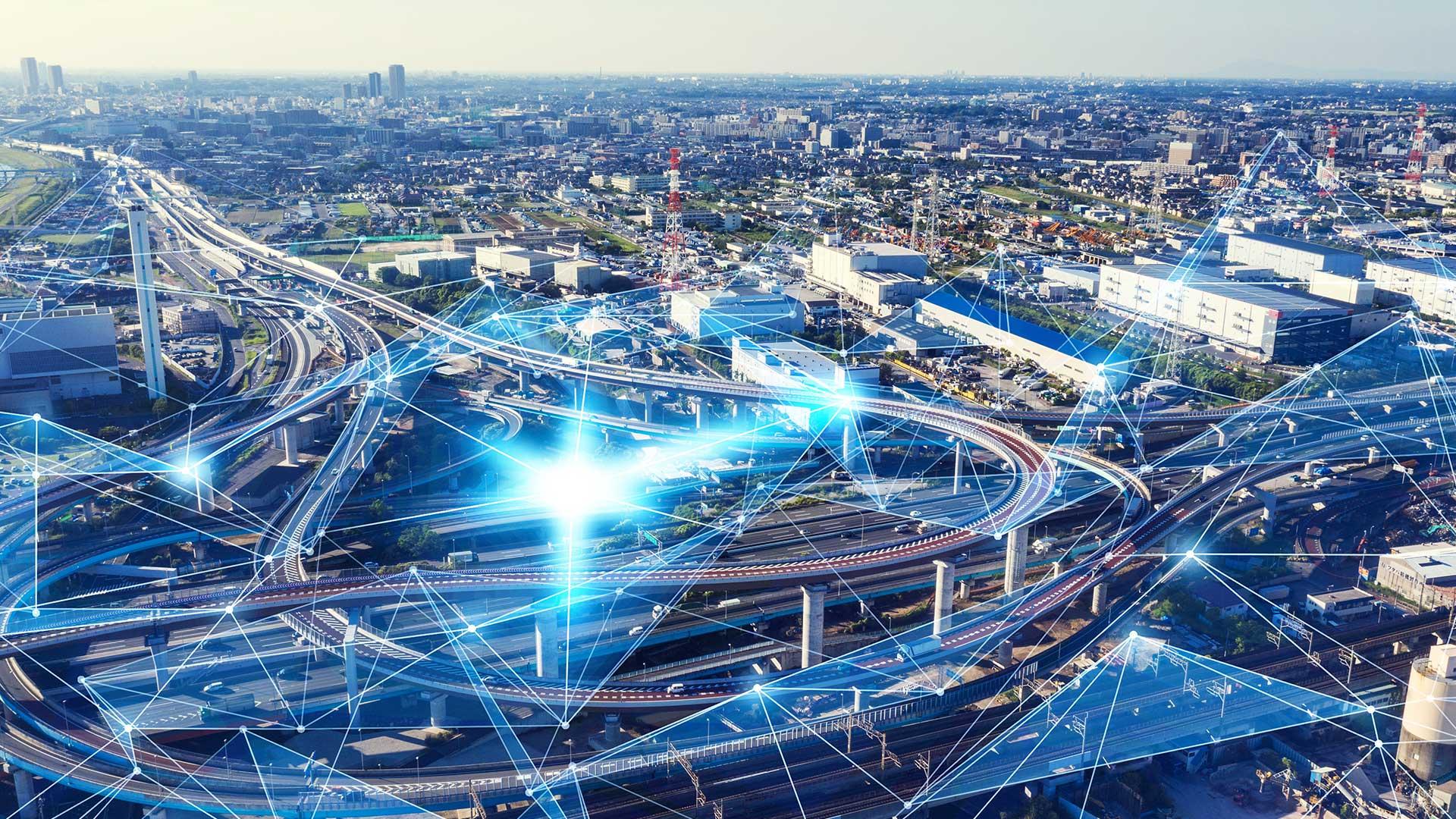 Autonomous Logistics Network Enabling the Autonomous Supply Chain