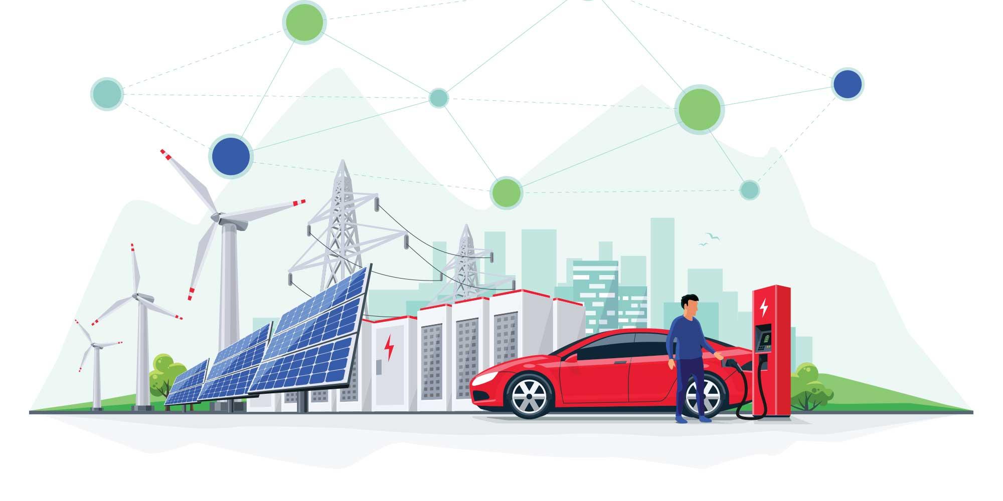 Renewable Energy - precursor to the Logistics Network