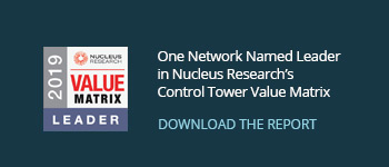 Best Supply Chain Control Towers Reviewed by Nucleus Research 2019