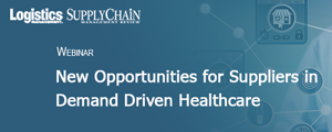 New Opportunities for Healthcare and Pharmaceutical Suppliers