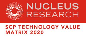 Supply Chain Planning Technology Value Matrix - Nucleus Research 2020