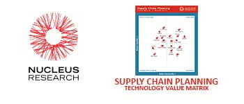 Supply Chain Planning Solutions Reviewed - Nucleus Research 2020
