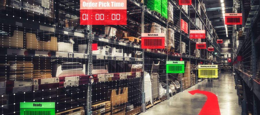 Automating the Warehouse with AI, AR, VR and Robotics